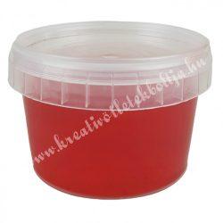 Gyertyazselé, piros, 200 g