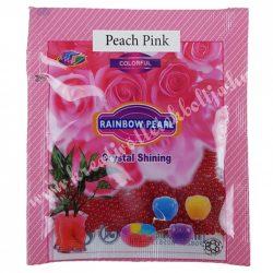 Aqua gyöngy, rózsaszín, 10 gr/csomag
