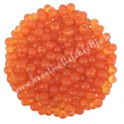 Aqua gyöngy, narancs, 10 gr/csomag