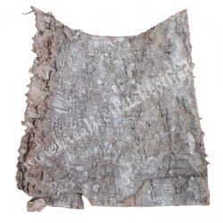 Nyírfakéreg lap, hajlított, 20x24 cm
