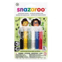 Snazaroo arcfestő kréta - unisex, 6x7,9 gr