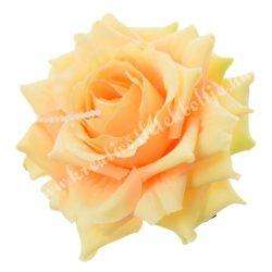 Selyemvirág, sárga, 8 cm