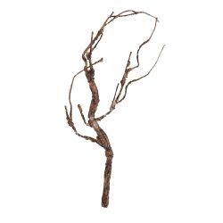 Vessző faág, barna