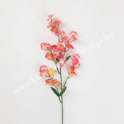 Rezgő 30 virágos, rózsaszín, 43 cm