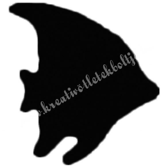 Mintalyukasztó, trópusi hal, 25 mm