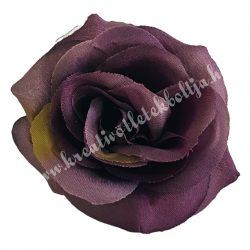 Rózsafej, lila, kb. 7 cm