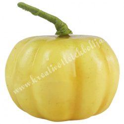 Hungarocell tök, sárga, 4x3,5 cm