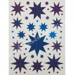 Ablakmatrica, csillagok