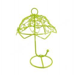 Fém napernyő, kivizöld