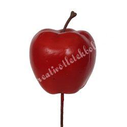 Betűzős piros alma