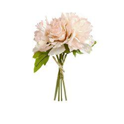 Bazsarózsa rózsaszín, 5 szál/csokor