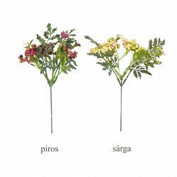 Pick mezei bogyós virág, 2 színben