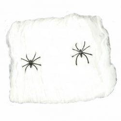 Pókháló, fehér