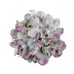 Hortenzia fej, lila-rózsaszín