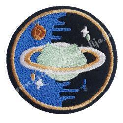Vasalható matrica, bolygó, 6 cm