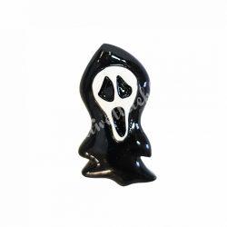 Ragasztható figura, fekete sikoly