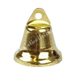 Óriás arany színű csengő  6,5x7 cm