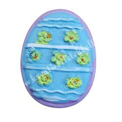 Ragasztható tojás, kék-lila
