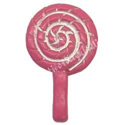 Ragasztható rózsaszín nyalóka