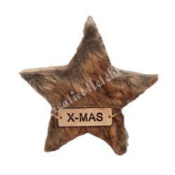Fa csillag, szőrmés