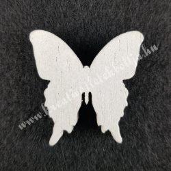 Fa pillangó, fehér