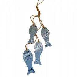 Kék fa hal, 5x39 cm