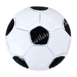 Ragasztható focilabda, 3 cm