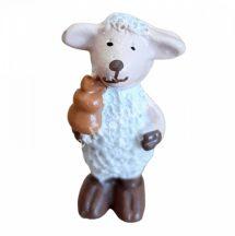 Ragasztható fehér bárány