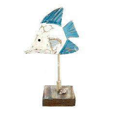 Fa hal, kék-fehér