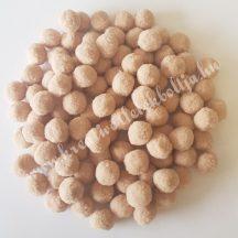 Pompon, bézs, 1,5 cm