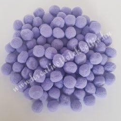 Pompon, lila, 1,5 cm