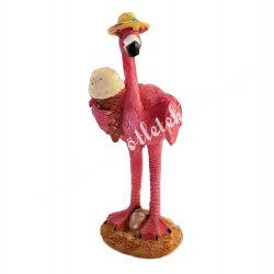 Flamingó fagyival