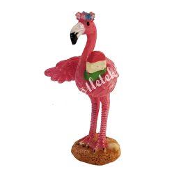 Flamingó jégkrémmel, 3x8,5 cm