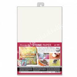 Mosható szuper papír, kőpapír, A4