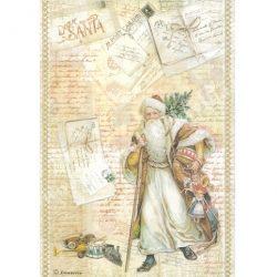 Rizspapír, Dear Santa. A4 (4199)