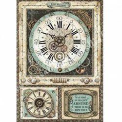 Rizspapír, Fantasztikus utazás órák, A4 (4367)