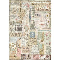 Rizspapír, Love Art