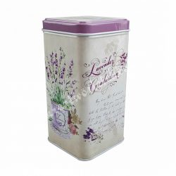 Fémdoboz, Lavender Gradualion felirattal