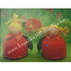 Narancs babák