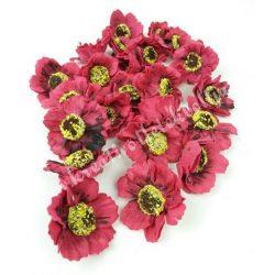 Polifoam virágfej cirmos - cherry