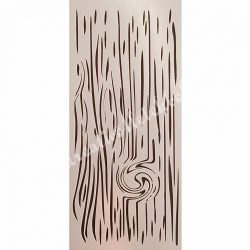 Stencil 64., Fakéreg, 10x25 cm (cadence)