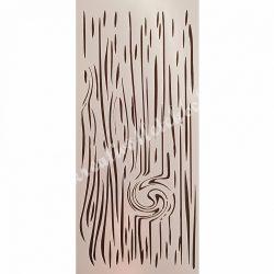Stencil 64., Fakéreg, 10x25 cm