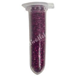 Mini csillámpor pink