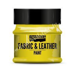 Pentart textil- és bőrfesték 50 ml