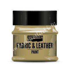 Pentart textil- és bőrfesték, csillogó színek 50 ml