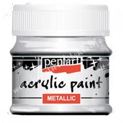 Pentart metál akrilfesték, 50 ml