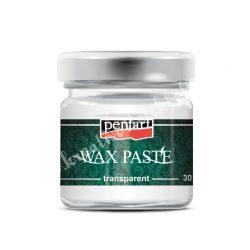 Színtelen viaszpaszta (wax paste) 30 ml