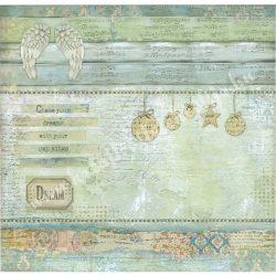Scrapbook papír, Dream, 30,5x30,5 cm