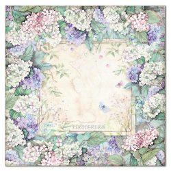 Scrapbook papír, Keretek, 31,5x30 cm