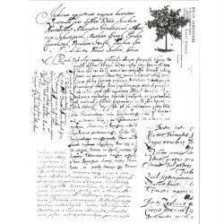 Rizspapír, Szöveges, (R1510)
